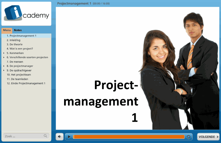 Projectmanagement deel 1