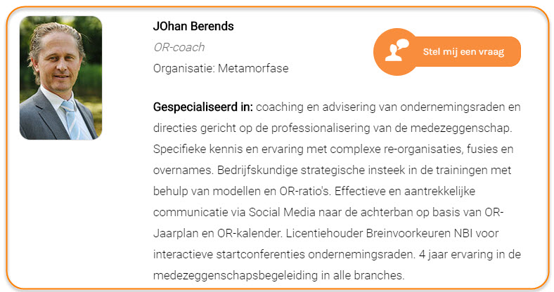 JOhan Berends - Metamorfase