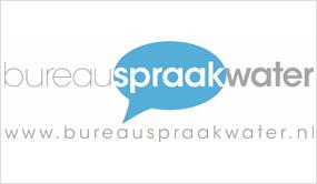 Bureau spraakwater
